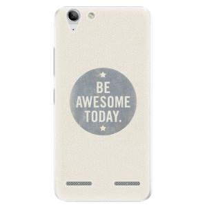 Plastové pouzdro iSaprio Awesome 02 na mobil Lenovo Vibe K5