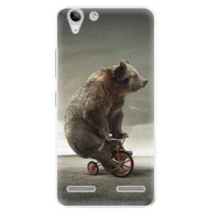Plastové pouzdro iSaprio Bear 01 na mobil Lenovo Vibe K5
