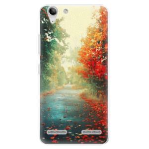 Plastové pouzdro iSaprio Autumn 03 na mobil Lenovo Vibe K5