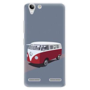 Plastové pouzdro iSaprio VW Bus na mobil Lenovo Vibe K5
