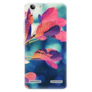 Plastové pouzdro iSaprio Autumn 01 na mobil Lenovo Vibe K5