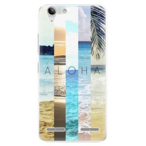 Plastové pouzdro iSaprio Aloha 02 na mobil Lenovo Vibe K5