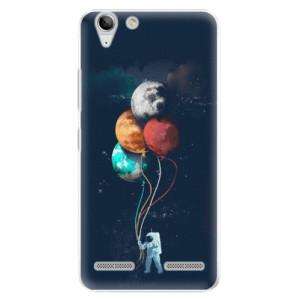 Plastové pouzdro iSaprio Balloons 02 na mobil Lenovo Vibe K5