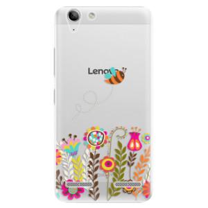 Plastové pouzdro iSaprio Bee 01 na mobil Lenovo Vibe K5