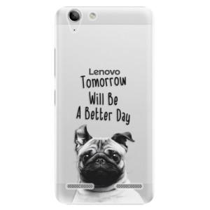 Plastové pouzdro iSaprio Better Day 01 na mobil Lenovo Vibe K5