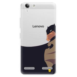 Plastové pouzdro iSaprio BaT Comics na mobil Lenovo Vibe K5