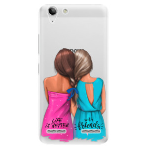 Plastové pouzdro iSaprio Best Friends na mobil Lenovo Vibe K5