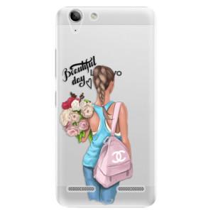 Plastové pouzdro iSaprio Beautiful Day na mobil Lenovo Vibe K5