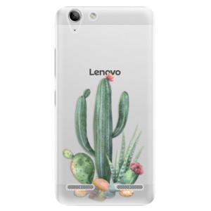 Plastové pouzdro iSaprio Cacti 02 na mobil Lenovo Vibe K5