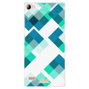 Plastové pouzdro iSaprio Abstract Squares 11 na mobil Lenovo Vibe X2