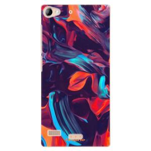 Plastové pouzdro iSaprio Color Marble 19 na mobil Lenovo Vibe X2