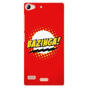Plastové pouzdro iSaprio Bazinga 01 na mobil Lenovo Vibe X2