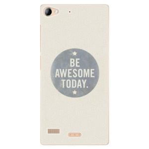 Plastové pouzdro iSaprio Awesome 02 na mobil Lenovo Vibe X2