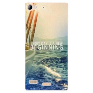 Plastové pouzdro iSaprio Beginning na mobil Lenovo Vibe X2