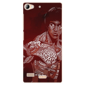 Plastové pouzdro iSaprio Bruce Lee na mobil Lenovo Vibe X2