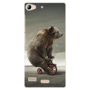 Plastové pouzdro iSaprio Bear 01 na mobil Lenovo Vibe X2