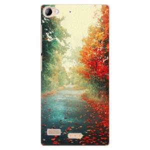 Plastové pouzdro iSaprio Autumn 03 na mobil Lenovo Vibe X2