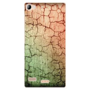Plastové pouzdro iSaprio Cracked Wall 01 na mobil Lenovo Vibe X2