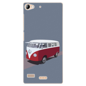 Plastové pouzdro iSaprio VW Bus na mobil Lenovo Vibe X2