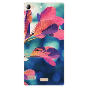 Plastové pouzdro iSaprio Autumn 01 na mobil Lenovo Vibe X2