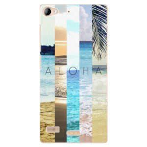 Plastové pouzdro iSaprio Aloha 02 na mobil Lenovo Vibe X2