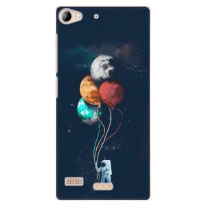 Plastové pouzdro iSaprio Balloons 02 na mobil Lenovo Vibe X2