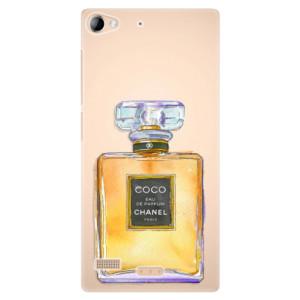 Plastové pouzdro iSaprio Chanel Gold na mobil Lenovo Vibe X2