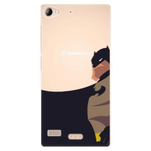 Plastové pouzdro iSaprio BaT Comics na mobil Lenovo Vibe X2
