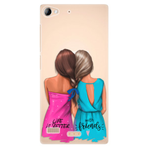 Plastové pouzdro iSaprio Best Friends na mobil Lenovo Vibe X2
