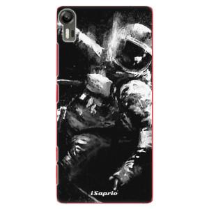 Plastové pouzdro iSaprio Astronaut 02 na mobil Lenovo Vibe Shot