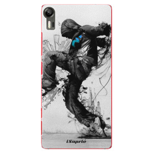 Plastové pouzdro iSaprio Dance 01 na mobil Lenovo Vibe Shot