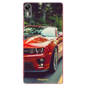 Plastové pouzdro iSaprio Chevrolet 02 na mobil Lenovo Vibe Shot
