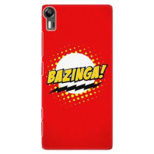 Plastové pouzdro iSaprio Bazinga 01 na mobil Lenovo Vibe Shot