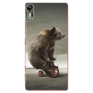 Plastové pouzdro iSaprio Bear 01 na mobil Lenovo Vibe Shot