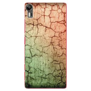 Plastové pouzdro iSaprio Cracked Wall 01 na mobil Lenovo Vibe Shot