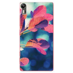 Plastové pouzdro iSaprio Autumn 01 na mobil Lenovo Vibe Shot