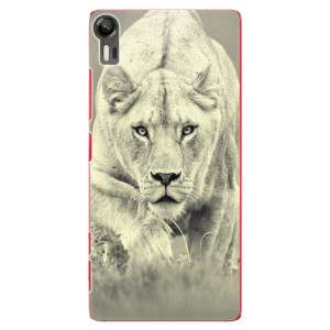 Plastové pouzdro iSaprio Lioness 01 na mobil Lenovo Vibe Shot