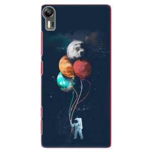 Plastové pouzdro iSaprio Balloons 02 na mobil Lenovo Vibe Shot