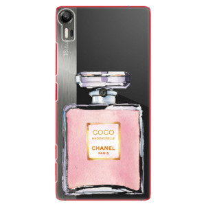 Plastové pouzdro iSaprio Chanel Rose na mobil Lenovo Vibe Shot