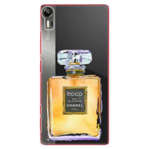 Plastové pouzdro iSaprio Chanel Gold na mobil Lenovo Vibe Shot