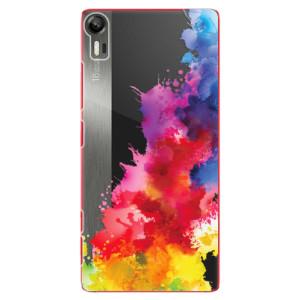 Plastové pouzdro iSaprio Color Splash 01 na mobil Lenovo Vibe Shot