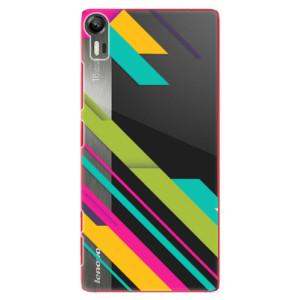 Plastové pouzdro iSaprio Color Stripes 03 na mobil Lenovo Vibe Shot