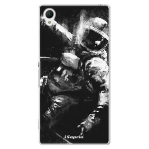 Plastové pouzdro iSaprio Astronaut 02 na mobil Sony Xperia Z1