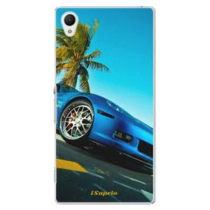 Plastové pouzdro iSaprio Car 10 na mobil Sony Xperia Z1