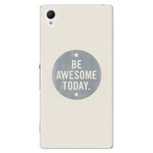 Plastové pouzdro iSaprio Awesome 02 na mobil Sony Xperia Z1