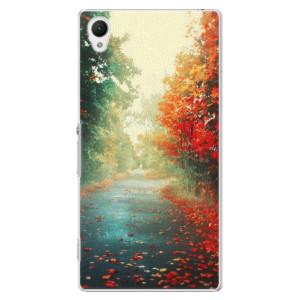 Plastové pouzdro iSaprio Autumn 03 na mobil Sony Xperia Z1