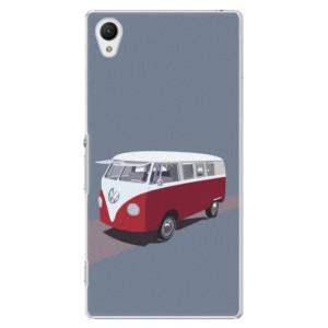 Plastové pouzdro iSaprio VW Bus na mobil Sony Xperia Z1