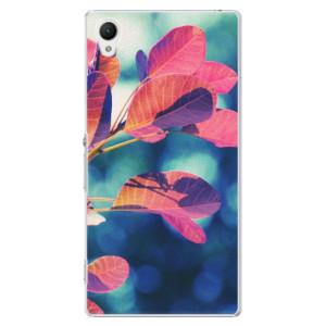 Plastové pouzdro iSaprio Autumn 01 na mobil Sony Xperia Z1