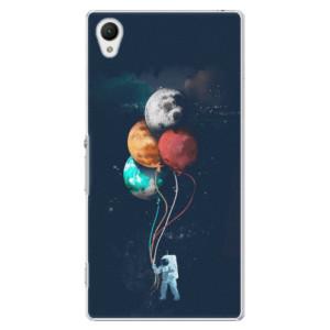 Plastové pouzdro iSaprio Balloons 02 na mobil Sony Xperia Z1