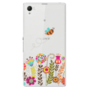 Plastové pouzdro iSaprio Bee 01 na mobil Sony Xperia Z1